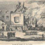 Los bomberos del Madrid de 1850