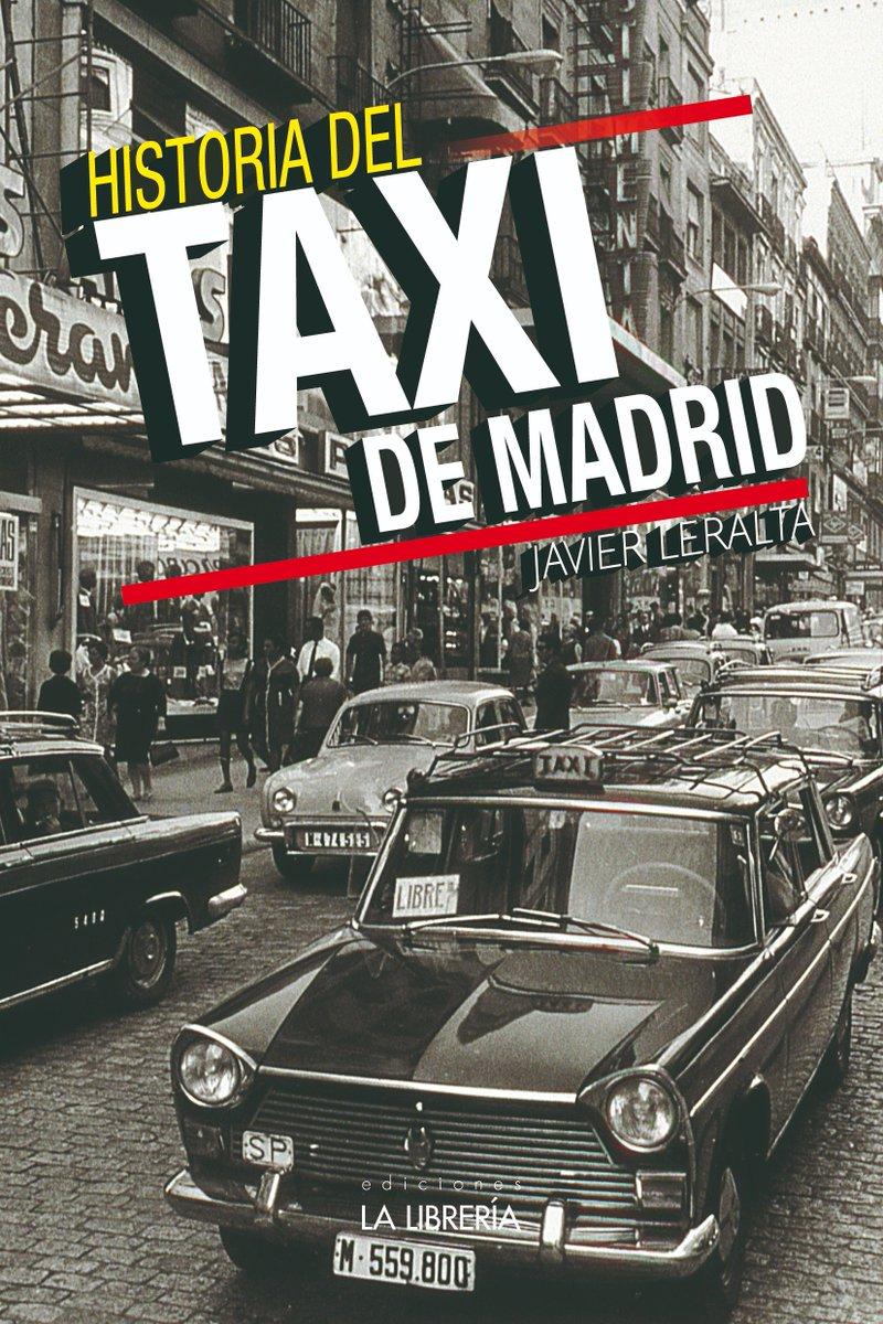 Novedad: Historia del taxi de Madrid