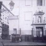 La foto de la semana de Madrid: Iglesia de San Lorenzo (1900)