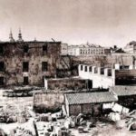 La foto de la semana: Cuartel de Monteleón (1869)