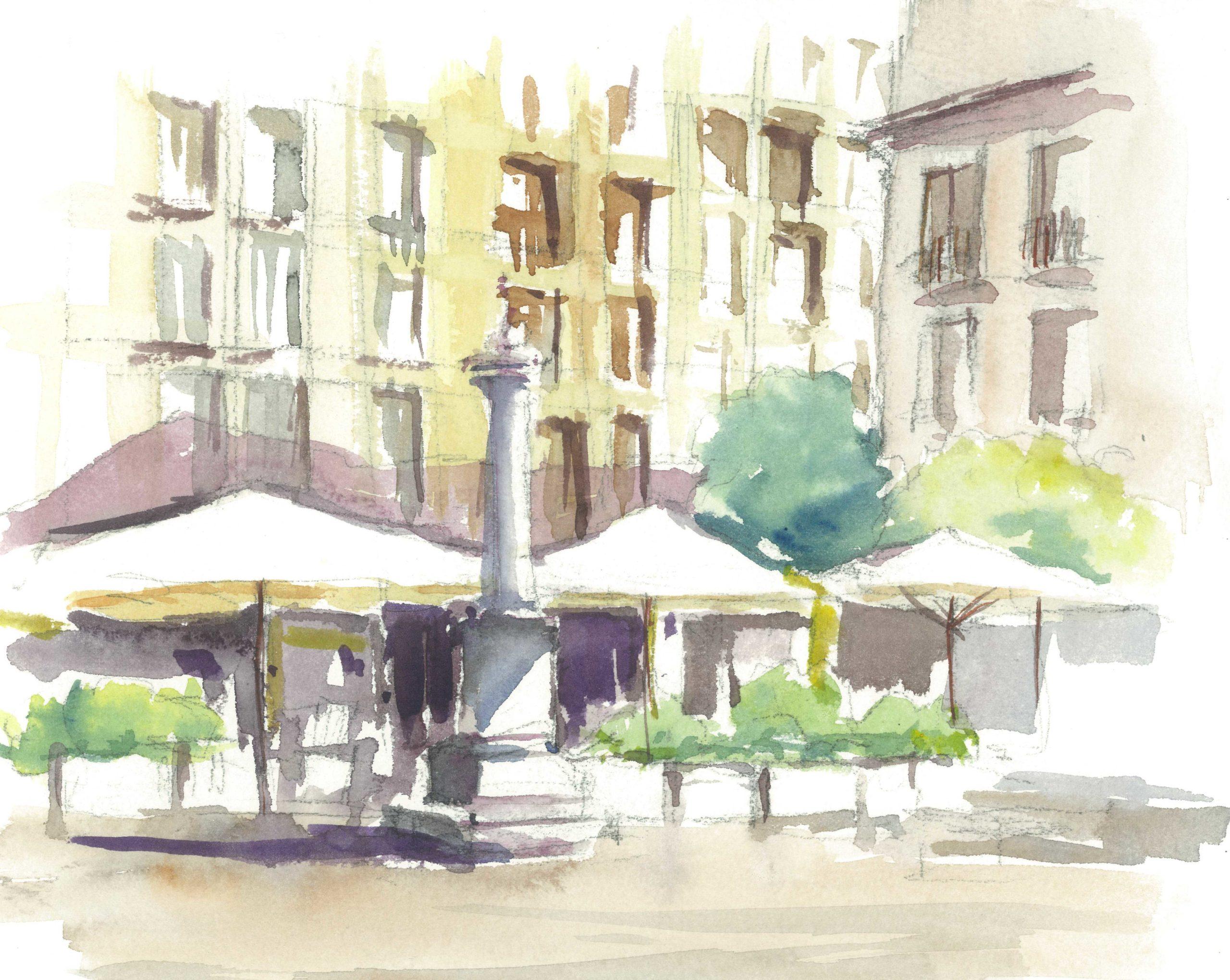 Descubriendo la Plaza de Ramales