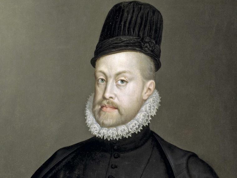 Felipe II, el coleccionista de restos de cadáveres