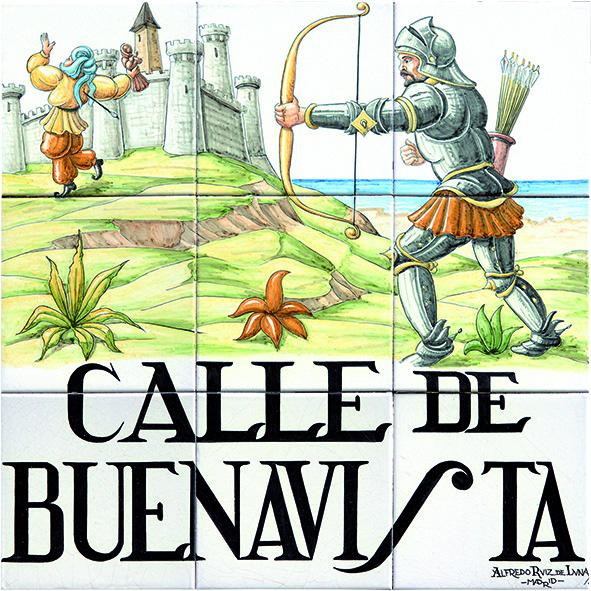 La Calle de Buenavista