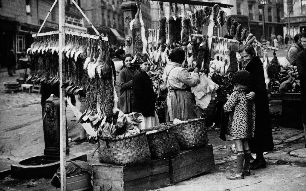 Plaza del Carmen, hacia 1928. Madrid