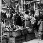 La foto de la semana: Plaza del Carmen. Mercado callejero hacia 1928.