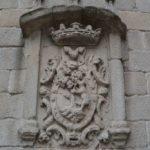 La Casa del Pastor, con el escudo en piedra más antiguo de la villa