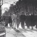 Foto de la semana: Paseo de Recoletos. Años 30