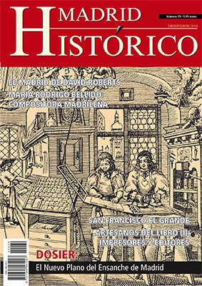 Revista Madrid Histórico (Nº79) Papel