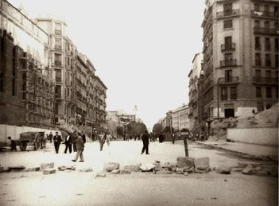 La foto de la semana: Calle de la Princesa (1948)