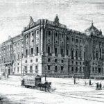 ¿Por qué el Palacio Real está construido con piedra en su totalidad?