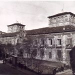 La foto de la semana: Antiguo Hospicio (1920)