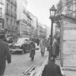 La foto de la semana: Plaza de Tirso de Molina. Mercado Callejero. 1956