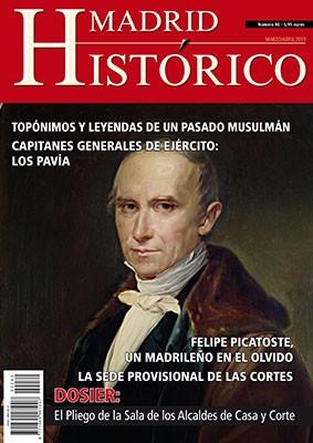 Revista Madrid Histórico (Nº80) Papel