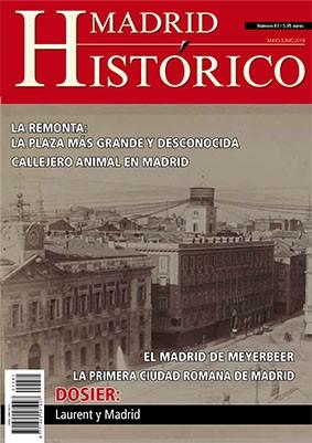Revista Madrid Histórico (Nº81) Papel