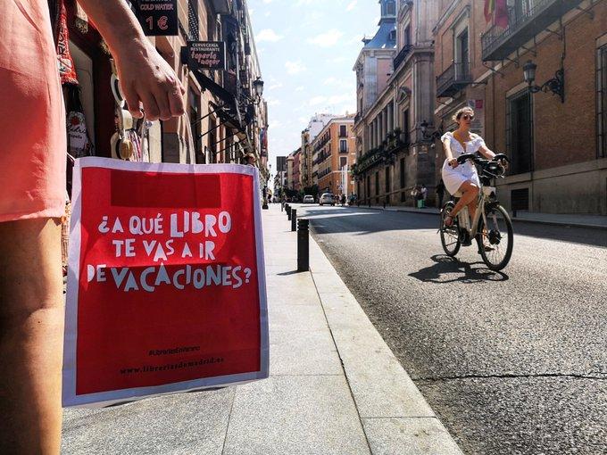 La Librería se suma a #LibreríasEnVerano