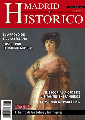 Revista Madrid Histórico (Nº82) Papel