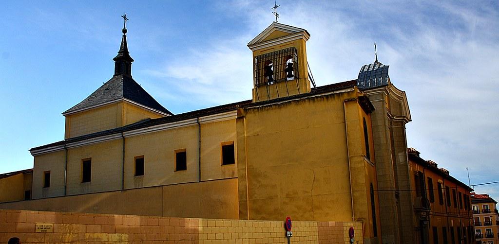 Uno de los hospitales más antiguos del mundo está en Madrid
