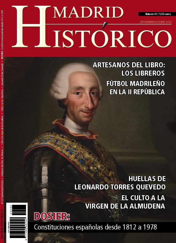 ¡Ya a la venta Madrid Histórico 83!