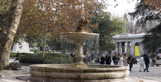 Ventura Rodríguez y los enigmas de las fuentes