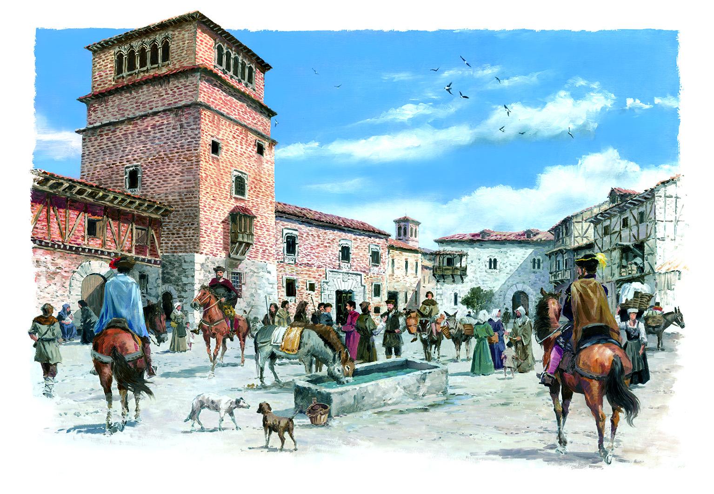 Aquella Plaza de la Villa: 14 de diciembre de 1466