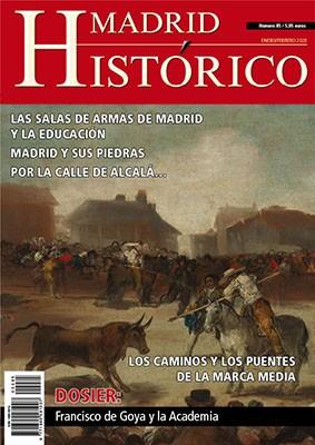 Revista Madrid Histórico (Nº85) Papel