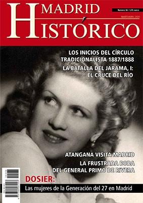 Revista Madrid Histórico Nº86. Papel