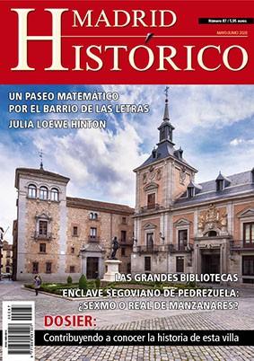 Revista Madrid Histórico (Nº87) Papel