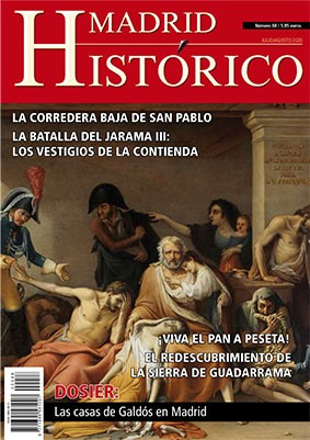 Revista Madrid Histórico (Nº88) Papel