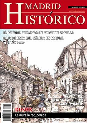 Revista Madrid Histórico (Nº89) Papel