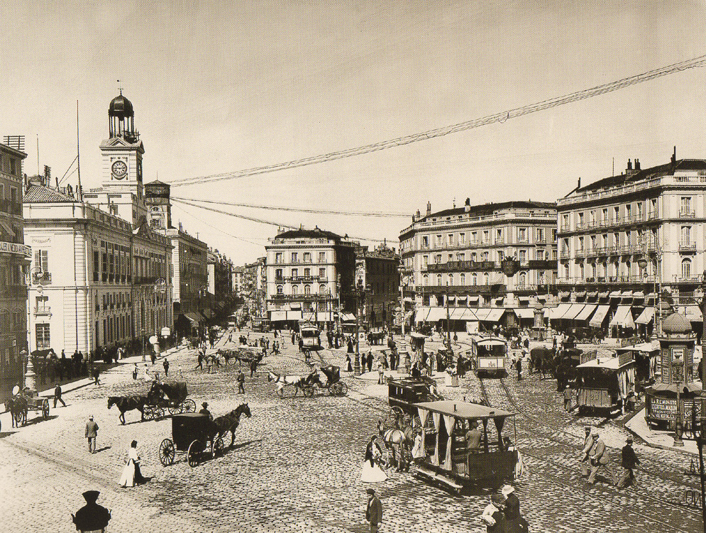 Novedad: Madrid y Galdós
