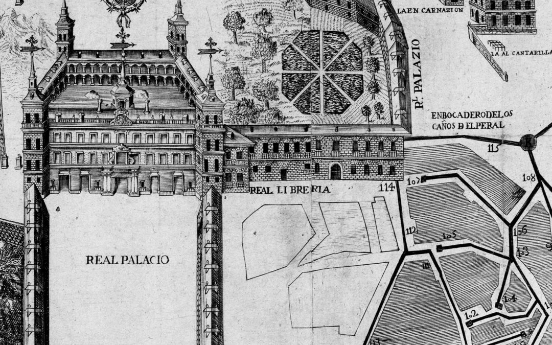 Las primeras bibliotecas de madrid
