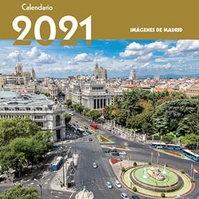 Calendario 2021 Imágenes de Madrid