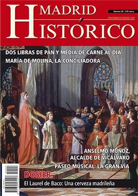 Revista Madrid Histórico (Nº90) Papel