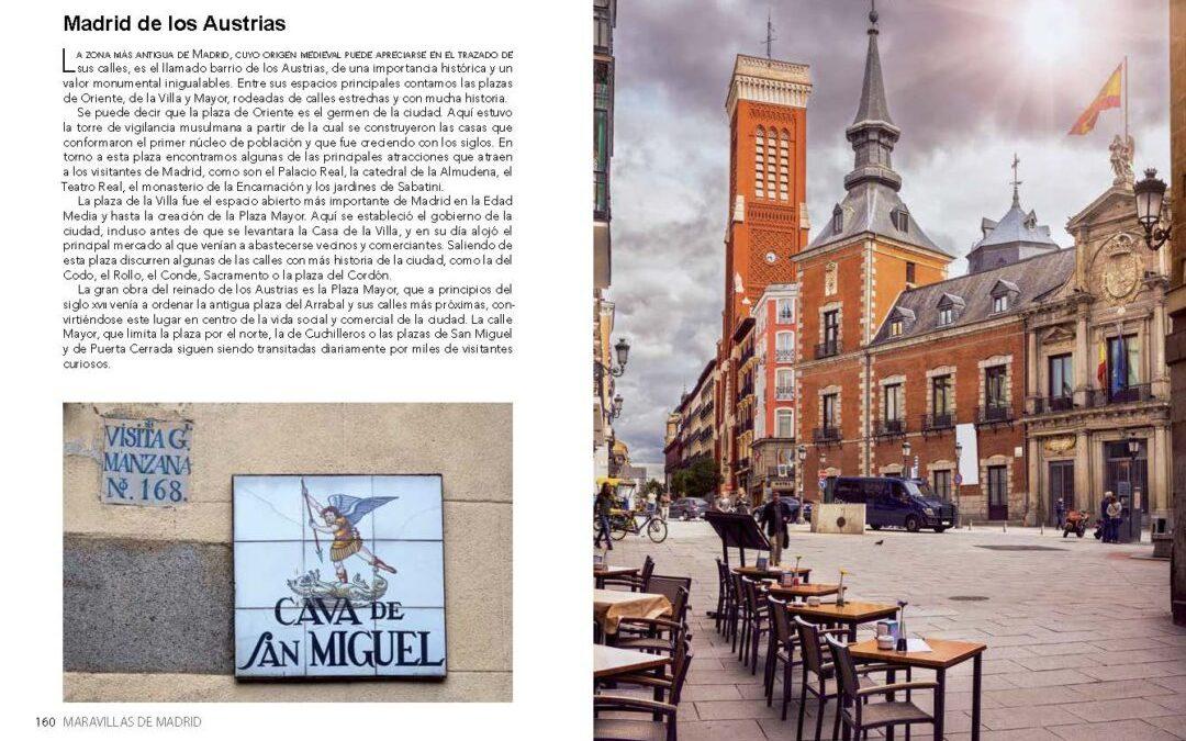 NOVEDAD: MARAVILLAS DE MADRID