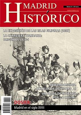 Revista Madrid Histórico (Nº91) Papel