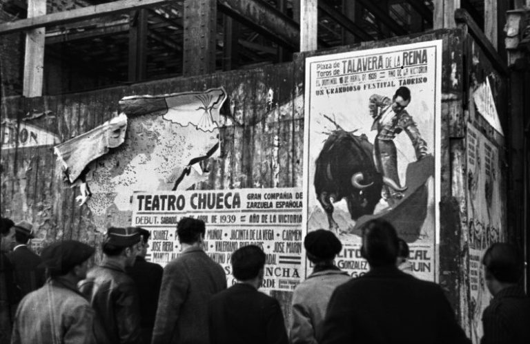 NOVEDAD: MADRID EN LA POSGUERRA