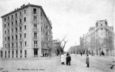 NOVEDAD: 'BARRIO DE SALAMANCA, HISTORIA Y RECUERDOS'