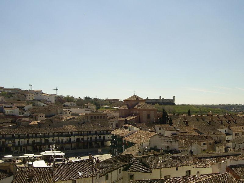 RECOMENDAMOS: PUEBLOS Y PAISAJES DE MADRID