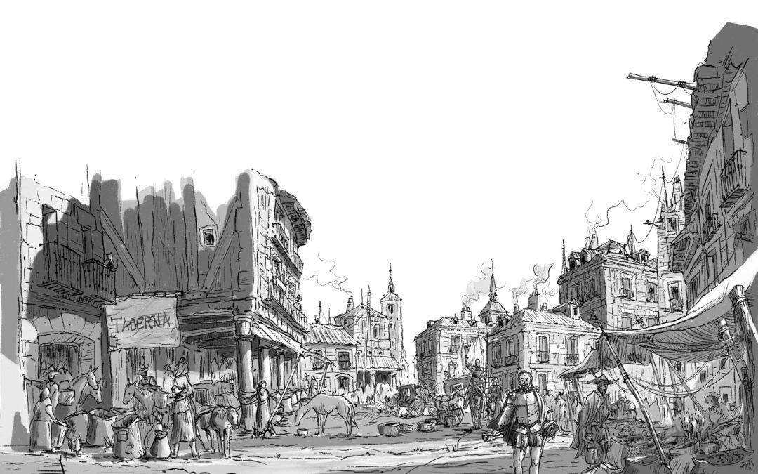 La primera edición del Quijote – 1605