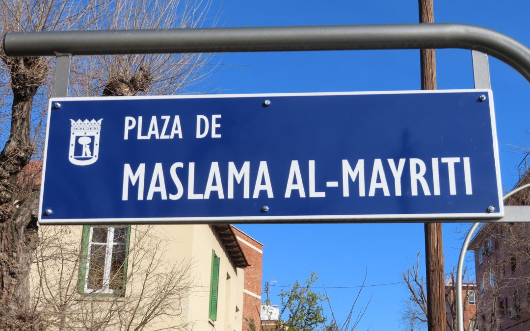 ¿Sabías que Maslama, el primer madrileño conocido, fue un astrónomo y alquimista?
