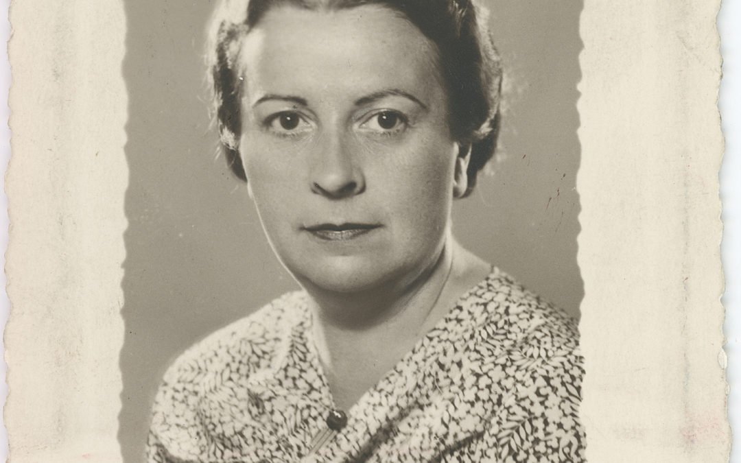 Elena Fortún, la creadora de Celia